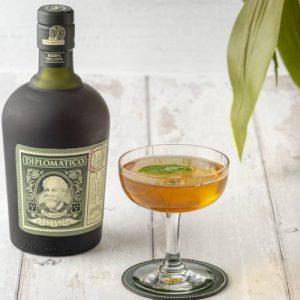 Old Cuban cocktail d'été